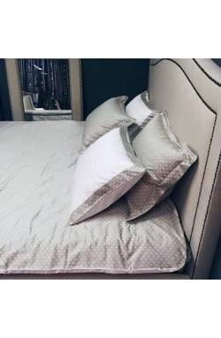 ГОРОХИ, комплект сатинового постельного белья