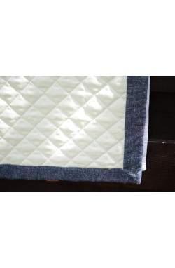 Демисезонное одеяло-покрывало Milk 140х205