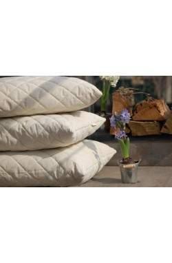 BREEZ подушка с конопляным чехлом 40х60