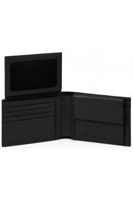 Портмоне Piquadro Black Square/Black PU1392B3R_N