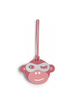 Брелок Kipling MONKEY FUN TAG/P Monkey Face K00117_24T