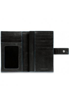 Портмоне Piquadro BL SQUARE/Black PD1353B2R_N