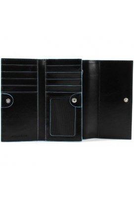 Портмоне Piquadro BL SQUARE/Black PD4529B2R_N