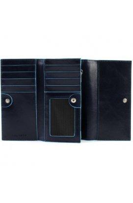Портмоне Piquadro BL SQUARE/N.Blue PD4529B2R_BLU2