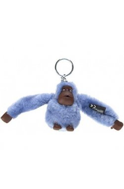 Брелок Kipling MONKEYCLIP M/Timid Blue K16479_83Z