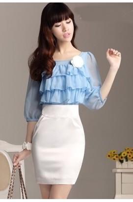 Блузы и сорочки