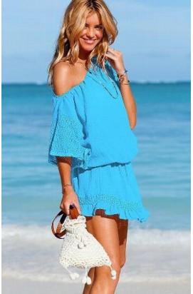 Пляжні сукні та туніки