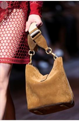 Замшевые сумки