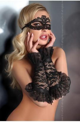 Капелюшки, маски, рукавички