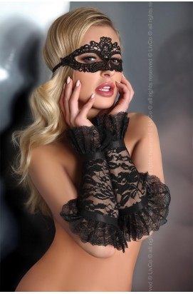 Шляпки, маски, перчатки