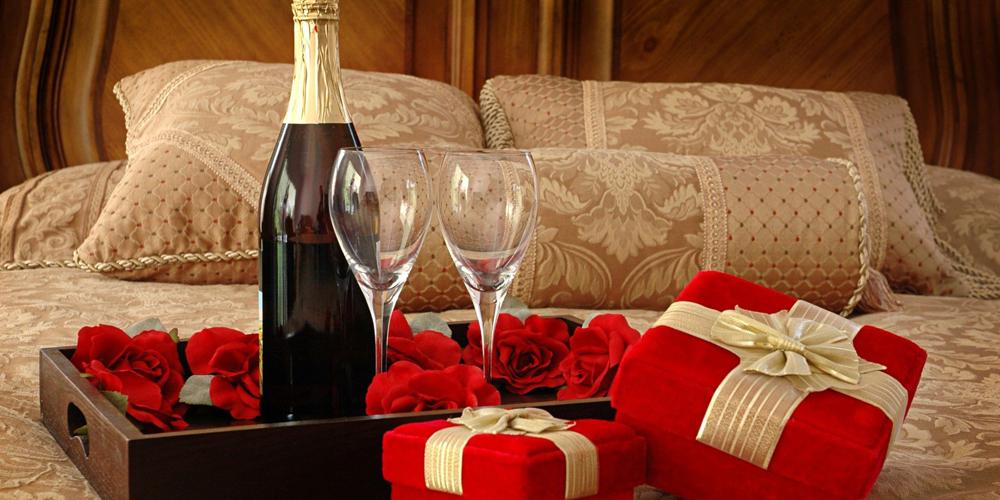 Подарки для любимого романтические 98